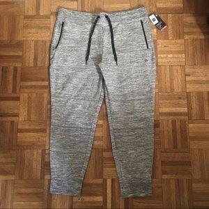 NWT men's Gap Fit gray sweatpants